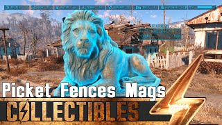 Fallout 4 - All Picket Fences Magazines Location Guide