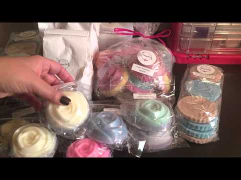 Vintage Chic Scents - Customer Creations Opening haul - 4/22/16