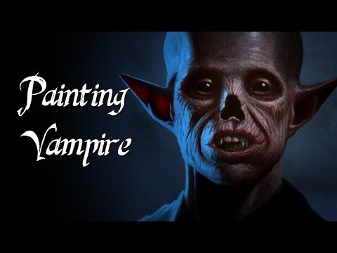 Speedpainting - Vampire