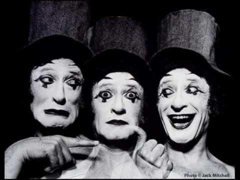 Marcel Marceau: The Anatomy of a Mime, NHD 2009