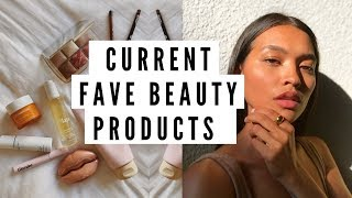 CURRENT FAVORITE BEAUTY PRODUCTS | MAKEUP, HAIR, SKINCARE & BODY!! || NICOLE ELISE