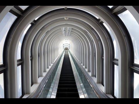 JAPAN VLOG   Osaka & Umeda Sky Building - Part 1