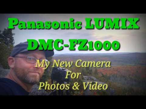 Panasonic LUMIX DMC-FZ1000 : My New Camera !