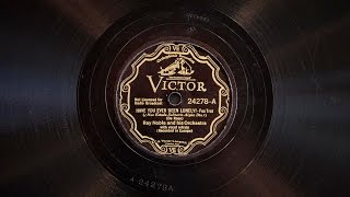 Have You Ever Been Lonely? • Ray Noble and His Orchestra, Al Bowlly (Victor Credenza)