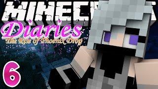 Docks In Danger | Minecraft Diaries [S1: Ep.6] Roleplay Survival Adventure!