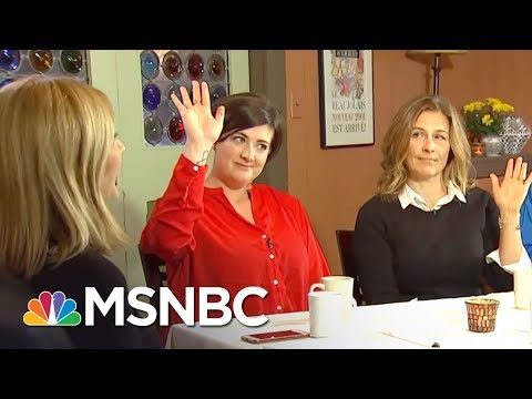 DNC Leaders Accused Of 'Purging' Sanders Supporters And Black Women | AM Joy | MSNBC