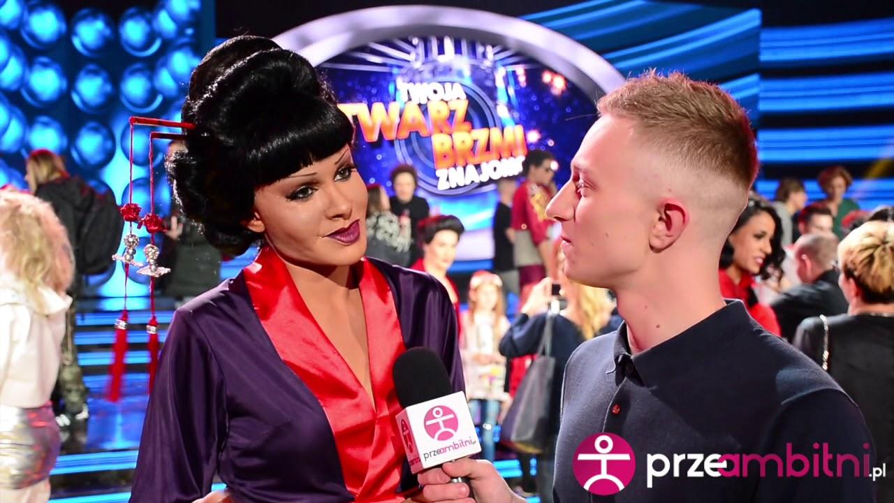Aleksandra Gintrowska i jej ulubione przemiany w TTBZ – seksowna Nicole i … | przeAmbitni.pl