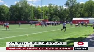 Odell Beckham Jr. Looking Good on the Practice Field - Sports 4 CLE, 8/2/21
