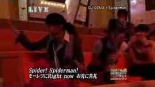 DJ OZMA - Spiderman (Live)