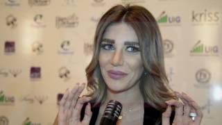 بالفيديو.. سارة نخلة تتوقع فوز نادين اسامة قبل تتويجها