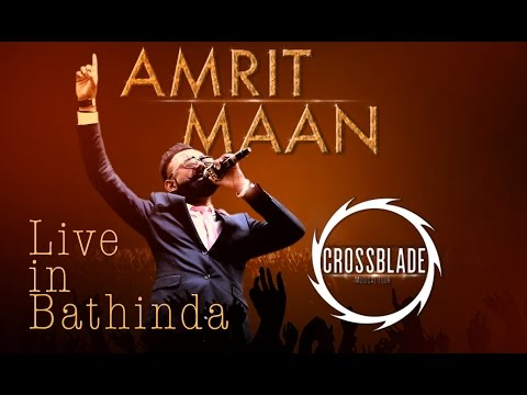 Amrit Maan Live | The Musical Tour Edition 7 | Bhatinda | Speed Records