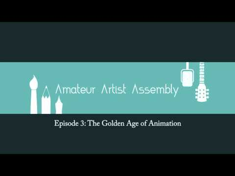 Ep. 3 Are We in the Golden Age of Animation? (ft. Sara Boltralik)