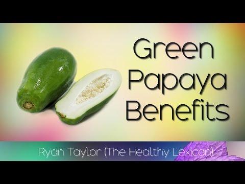 Video Clip Hay Health Benefits Of Green Papaya Cwisghsvy S