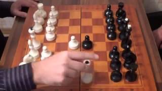 Как надо играть в шахматы)))