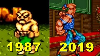 Double Dragon Evolution Game  1987-2019