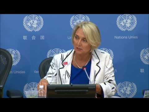 Inner City Press Asks UNMAS About Cameroon, Internet Cut, Spox Cuts ICP Q on Libya to Italy