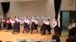 Singing Strings of Edina Finland Tour (non HD)