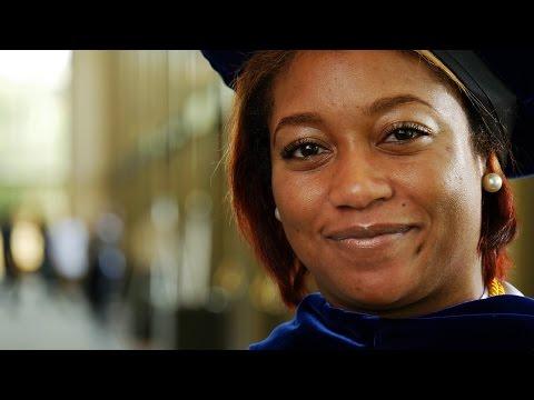 Michelle Mellerson, Ph.D. Health Science, Graduate Testimonial