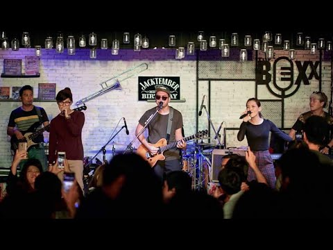Room39 Live in The BOXx ตรัง 11/9/2017
