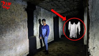 Found Ghost In Haunted Ritual House Gone Wrong 2020 | 3am Vlogs