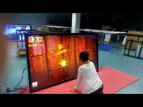 944aebd63a10 86 inch interactive touch display - YouTube