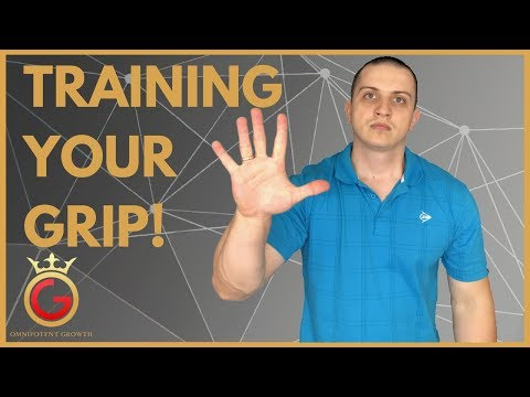 Armwrestling GRIP Training  | Build a Grip of Iron
