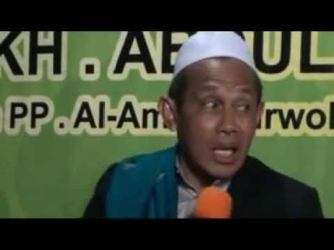 pengajian lucu terbaru oleh KH abdul Mukti dijamin ketawa