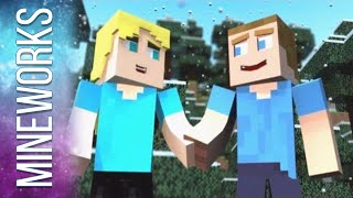 "♫ ""Before Monsters Come"" - A Minecraft Parody of One Direction"