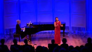 Vorrei spiegarvi, oh Dio! K. 418 - Shana Grossman Soprano