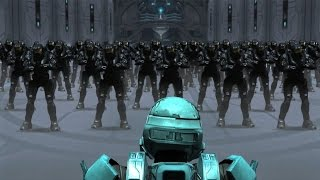 Repeat youtube video Red vs. Blue: Bleeding Out (Action Montage)
