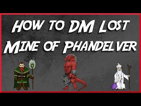 DM Guide To 5E Starter Set - How To Run Lost Mine Of Phandelver