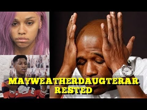 Floyd Mayweather Jr 2020 COMEBACK in JEOPARDY! Her daughter Iyanna ARRESTED for FELONY!