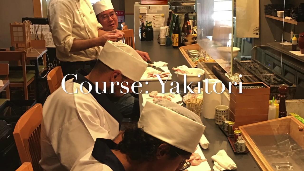 Japan Culinary Institute_Professional Yakitori Course_February