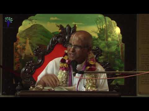 Srila Prabhupada lilamrta by H.G Veer Krishna Das on 3rd August 2017 at ISKCON Juhu