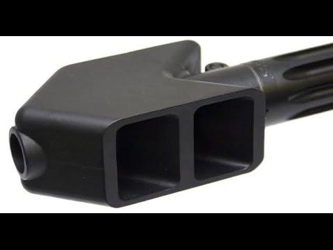 Guns explained: Muzzle brakes