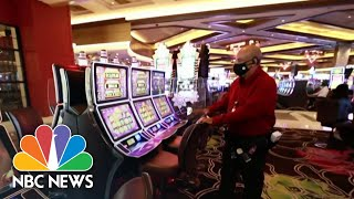 How The Pandemic Impacted American Workers' Wages | NBC Nightly News