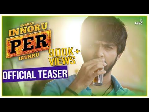 Enakku Innoru Per Irukku - Official Teaser | G.V. Prakash Kumar, Ananthi | Sam Anton