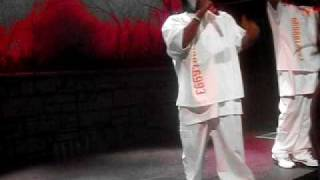 Awesome Tech N9ne live Bout Ta Bubble @ Blue Note Colombia MO