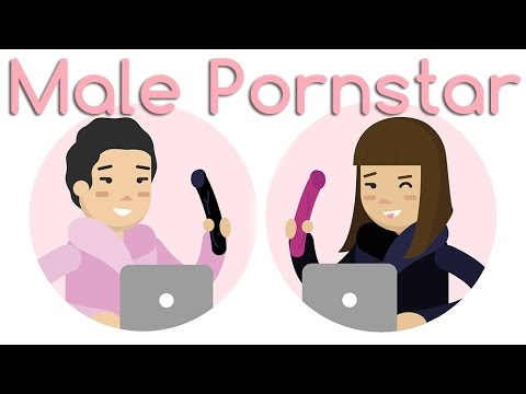 How to be a male porn