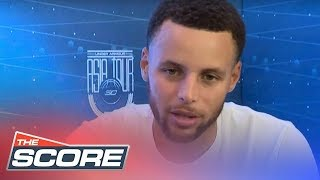 The Score: Steph Curry Asian Tour in Manila 2
