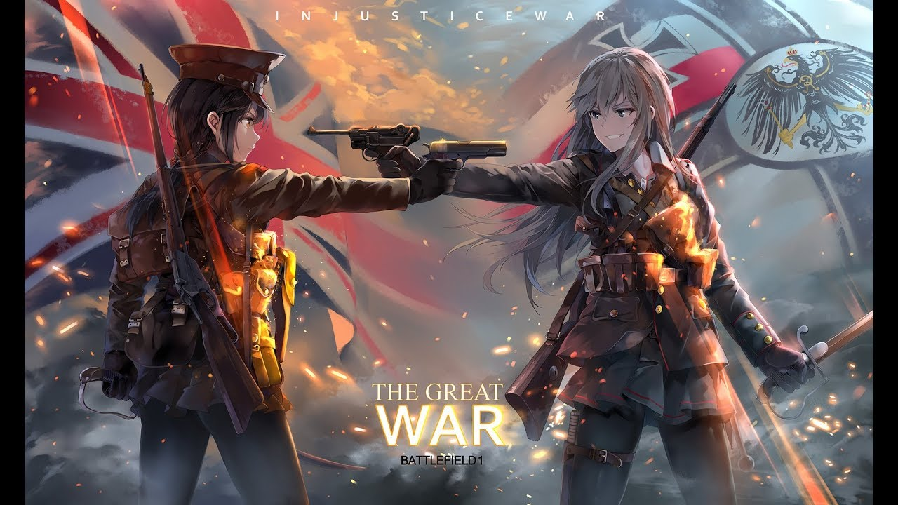 Wallpaper Engine Great War 2560 X 1440