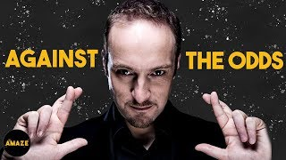 Derren Brown Predicts Horse Races With Odds Over 1.48 Billion | The System | Amaze