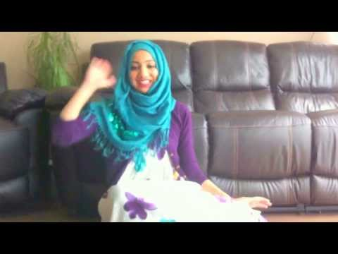 Mary's Eid Message (Speech And Sign)
