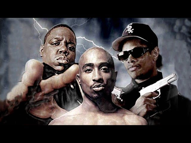 2Pac ft Ice Cube - Gangsta Rap Made Me Do It
