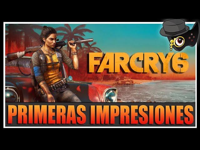 FARCRY VI: PRIMERAS IMPRESIONES -Un regreso loco loco.