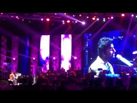 Arijit Singh   Bangla Song mashup LIVE :D :p