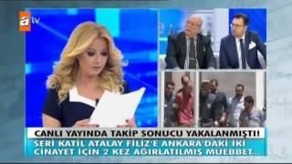 Atalay Filiz  ağırlaştırılmış müebbet cezası aldı! Müge Anlı İle Tatlı Sert 10 Mart 2017 - atv a