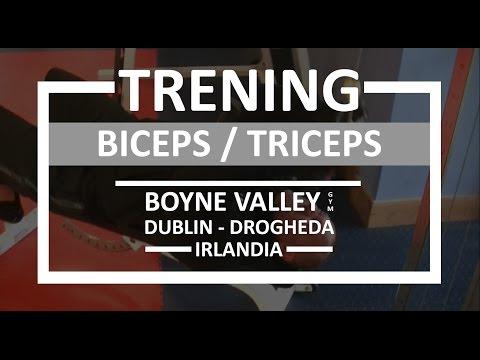 "Trening ""Boyne Valley Gym"" - Biceps / Triceps"