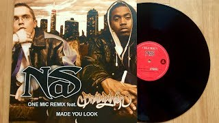 Nas ft Brainpower - One Mic (Official Benelux Remix - HD Re-Upload)