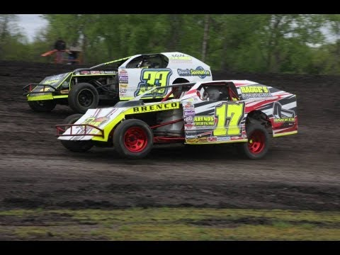 BRRP Midwest Modified Feature 8-25-13 Glyndon, MN